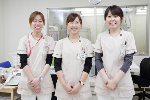 リハビリテーション室 理学療法
