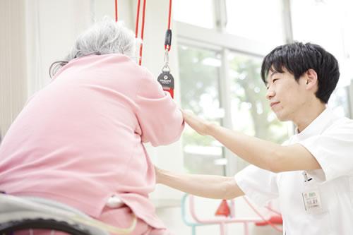 リハビリテーション科 理学療法