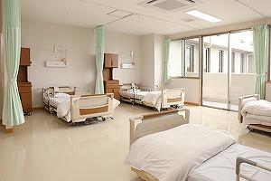 2階 病室