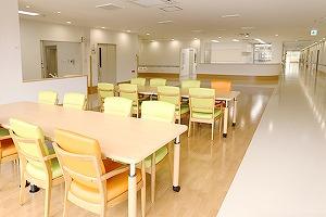 2階 食堂