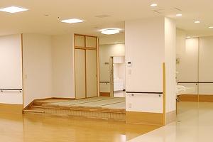 2階 和室コーナー