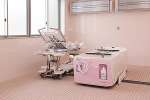 2階 特殊浴室