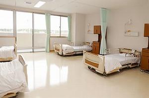 3階 病室