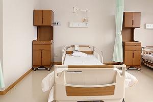4階 病室