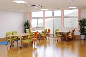 4階 食堂