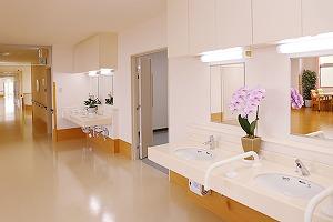 4階 洗面所