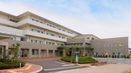 緑駿病院新築移転